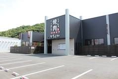 焼肉&グルメバイキングかたおか 松江店の外観1