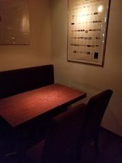 4名掛けテーブル