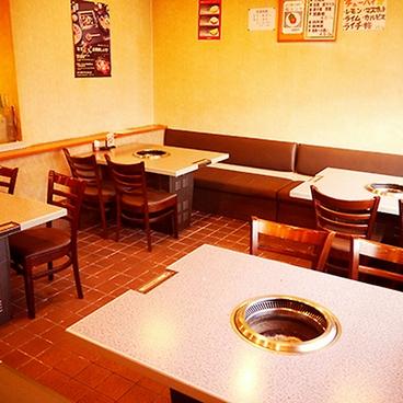 炭火焼肉 さかえ 茨木の雰囲気1