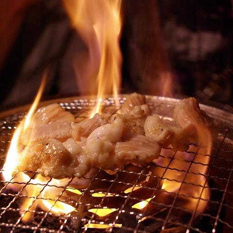 焼肉・ホルモン食べ飲み放題!新田でコスパ最強の焼肉といえばここ♪駐車場完備