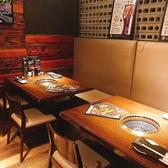 和牛塩焼肉 ブラックホール 歌舞伎町本店の雰囲気3