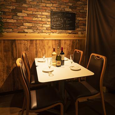 シュラスコ 肉酒場 BONE 新宿店の雰囲気1