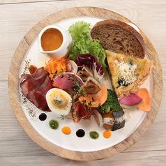 LA CAFE BONJOUR TABLE ルカフェボンジュールターブルのおすすめ料理1