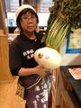 料理メニュー写真旬の野菜(冬)