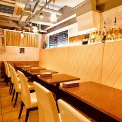 イタリアン居酒屋 Alfo 新栄店の雰囲気1