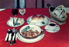 レストラン ビィレッヂの写真