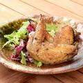 料理メニュー写真地鶏のジャークチキン (2本)