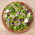 料理メニュー写真大人気!くせになるパクチーサラダ