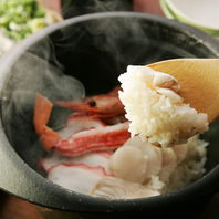◆秋田直送のこだわり米で炊きあげる◆