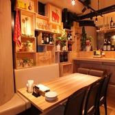 STEAK &PASTA Aitaly kitchen アイタリーキッチン 中野坂上の雰囲気2