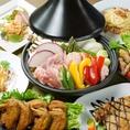 【3時間食べ飲み放題☆2,990円!】FOOD約60種★DRINK約100種『メジャーコース』