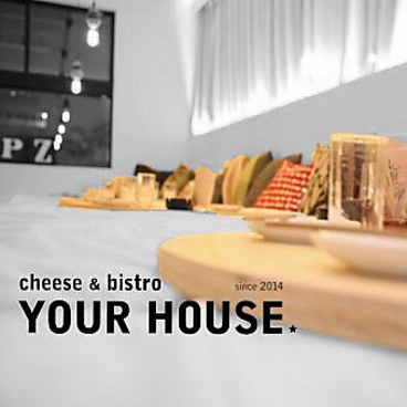 cheese&bistro YOUR HOUSEの雰囲気1