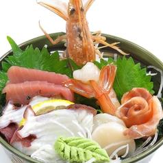 料理メニュー写真限定!海鮮丼