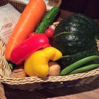 フレッシュ野菜にこだわった料理を目黒で堪能♪