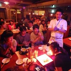 汁べゑ シルベエ 渋谷店 チョップスティックカフェの写真