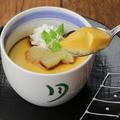 料理メニュー写真京赤玉子の濃厚プリン