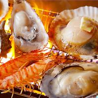 ◆浜焼き食べ放題プラン◆ョ等種類豊富!