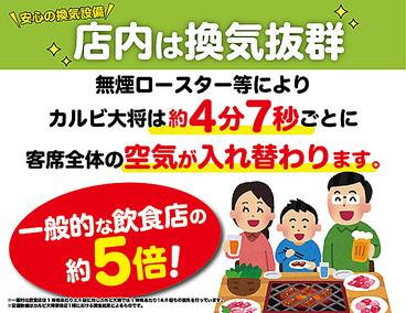 カルビ大将 塩尻店のおすすめ料理1