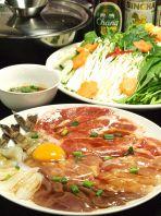 タイ東北の鍋 チムチュム