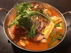 焼肉 韓国料理 モイセのコース写真