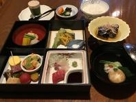 お昼御膳(税込1700円)