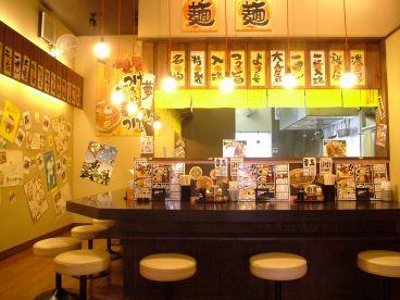 麺屋つけ丸 上島店の雰囲気1