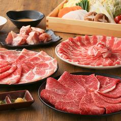 しゃぶ食べ マルイ錦糸町店のコース写真