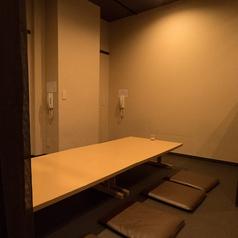 2階の座敷席はカーテンで仕切れます。4名・8名・10名…など人数に合わせてご用意。大人13名様~フロア貸切も可能です◎