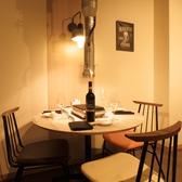 全員がお肉を焼きやすい丸テーブル!明るい店内でゆっくりとお食事をお楽しみください♪