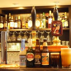 【3F】ドラフトタワーから注がれるビール&サワー!