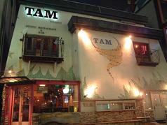 タムトルネード TAM TORNADOの外観1