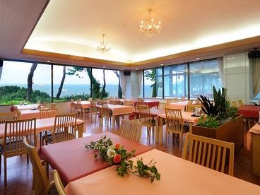 八戸シーガルビューホテル 花と月の渚 レストランしおさいの雰囲気1