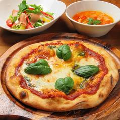 ピザランチセット   Pizza lunch set meal