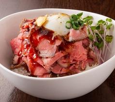 ローストビーフ丼 ビーフカレー JOYMARUのおすすめ料理1