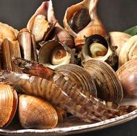 美味しい海鮮料理をお楽しみください!