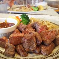 肉食系にはたまらない「赤身肉」