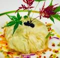 料理メニュー写真海の幸の生湯葉巻き