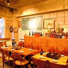 美味しいお酒に酔いしれる、気取らず楽しめる居酒屋です!1つのテーブルを囲み、時間を忘れてお楽しみください。