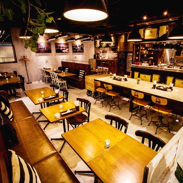 Grand Breton Cafeの雰囲気1