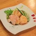 料理メニュー写真プリプリ海老マヨ