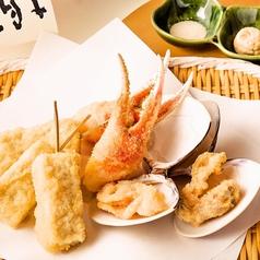 日本酒と串揚げ NANAYAの特集写真