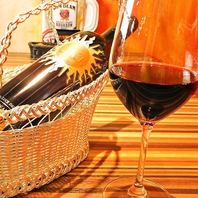 """BYO""でお好きなワインを☆"