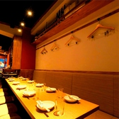 肉バル 麺ダイニング ユマ YUMA 新橋本店の雰囲気2