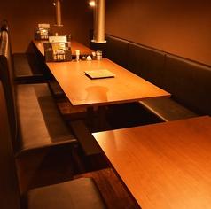 広々テーブル席なので、小さなお子様連れでも安心してご利用頂けます。