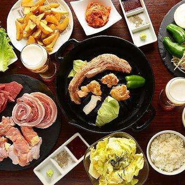 名古屋バーベキュービアガーデン MITSUBACHIのおすすめ料理1