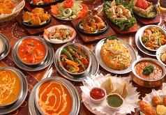 インドレストラン&バー RAJA 本町店