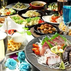 食べ飲み放題ダイニング居酒屋 nanana ナナナ 四条河原町店のコース写真