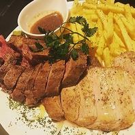 HACHIおすすめ赤身肉のロースト