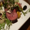 料理メニュー写真静岡県南伊豆 鹿モモ肉のロースト
