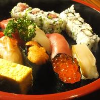 ゴルフ場では味わえない本格的なお寿司をどうぞ!